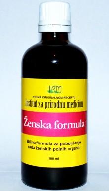 zenska-formula
